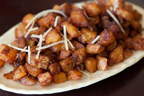 oven c recipes oven roasted parmesan garlic potatoes recipe dishmaps