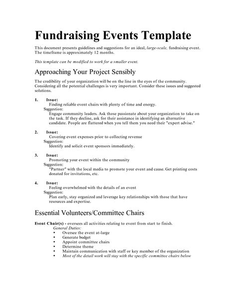 fundraising event budget spreadsheet excel google search