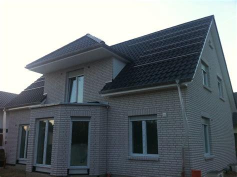installation der photovoltaikanlage in dieser
