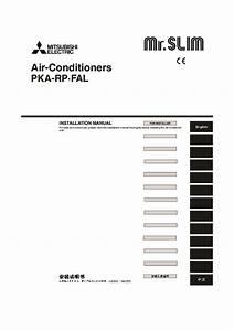Air Conditioning Unit  Mitsubishi Air Conditioning Unit Manual