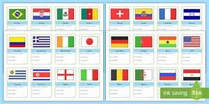 Wm 2018 Flaggen : fu ballweltmeisterschaft 2018 quartett kartenspiel ~ Kayakingforconservation.com Haus und Dekorationen