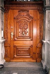 Custom, Italian, Carved, Entry, Door, By, Hercules, Custom, Furniture, Inc