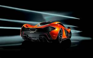 Daily Wallpaper: Exclusive: The All New McLaren P1 I
