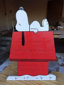 Christmas, Snoopy, Add, Your, Own, Lights