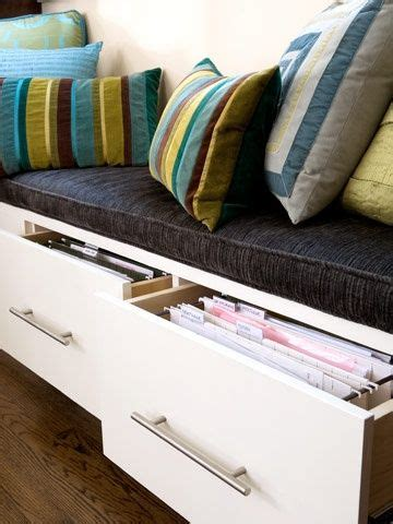 file cabinet bench seat filing office ideas and filing cabinets on pinterest