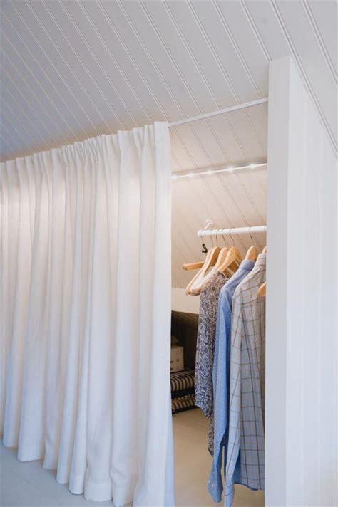 best 25 attic closet ideas on slanted ceiling