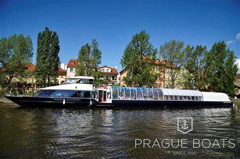 Boats 4 U Prague by Loď Bohemia Rhapsody Prague Boats Cz