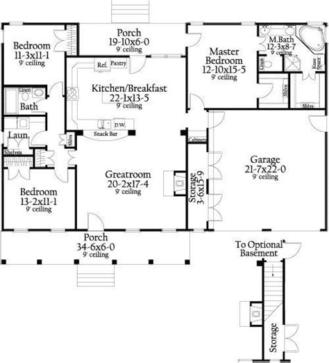 sq ft open floor plans google search house plans