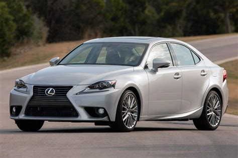 lexus sedan used 2014 lexus is 250 for sale pricing features edmunds
