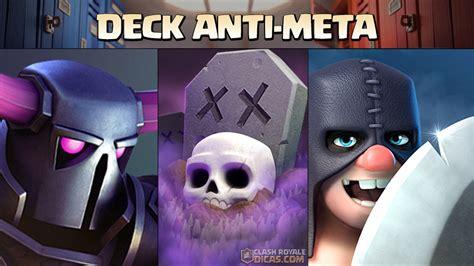 Meta Decks Clash Royale by Deck Anti Meta Pekka Executor E Cemit 233 Clash