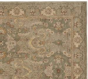 Thyme Persian-Style Rug Pottery Barn AA Home