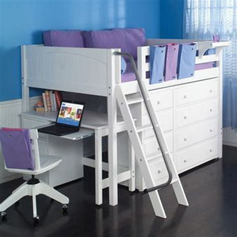 desk and bed in small room 30 cool loft beds for small rooms