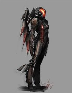Valkyrie Armor by DMBoyleDesign on DeviantArt