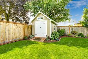 5, Things, You, Should, Have, In, Your, Backyard, Shed