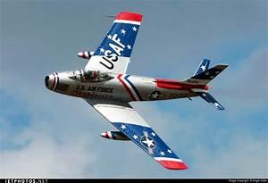 NX86FR | North American F-86F Sabre | Private | Angel ...