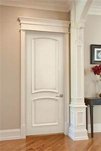 Door trim ideas for my kitchen juxtapost for Interior trim and door color ideas