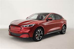 Ford Mustang SUV starts a blitz of new electric vehicles - KNBN NewsCenter1