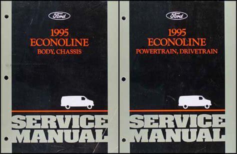 ford  idi diesel owners manual original