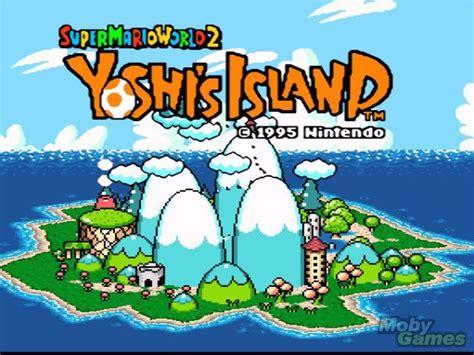 The Stock Pot Inn Super Mario World 2 Yoshis Island