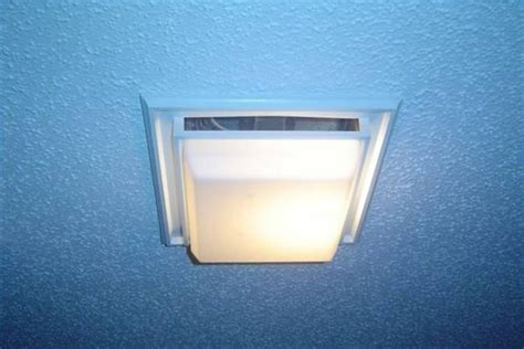bathroom exhaust fan light cover moved permanently