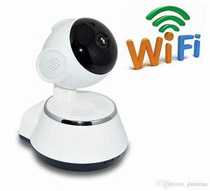 New Home Security Ip Camera Wireless Wifi Camera