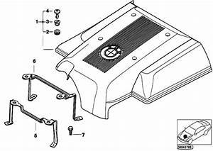 Original Parts For E53 X5 4 4i M62 Sav    Engine   Engine Acoustics