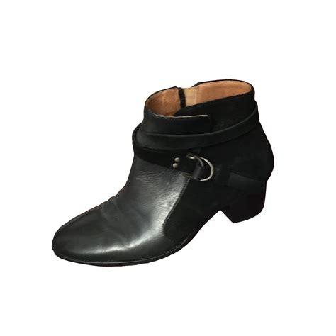 Boots Comptoir Des Cotonniers by Bottines Low Boots 224 Talons Comptoir Des Cotonniers 38