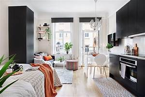 4, Small, Studio, Interior, Designs, That, Give, Little, Places, A, Lift