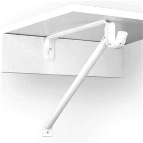 closet rod bracket beautiful closet shelf bracket rod ideas advices for