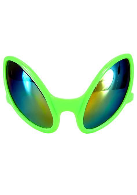 Close Encounter Alien Glasses