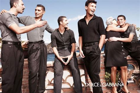 dolce  gabbana springsummer  advertising campaign