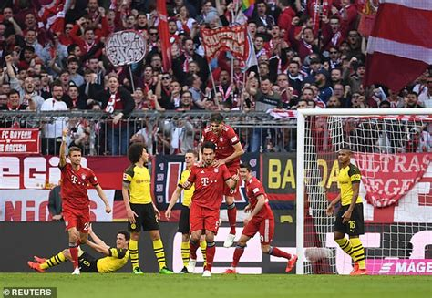 Will haaland or lewandowski be celebrating after dortmund have met bayern in the supercup on tuesday? Bayern Munich vs Borussia Dortmund is Germany's most hyped ...