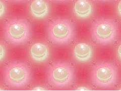 Pearls on pink backgro...Pink Pearl Color Background