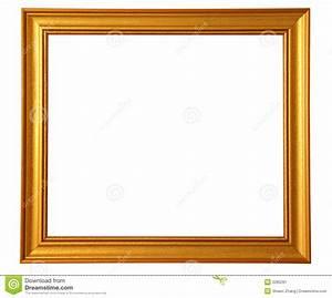 Cadre De Tableau : cadre de tableau d 39 or image stock image du fond ~ Dode.kayakingforconservation.com Idées de Décoration