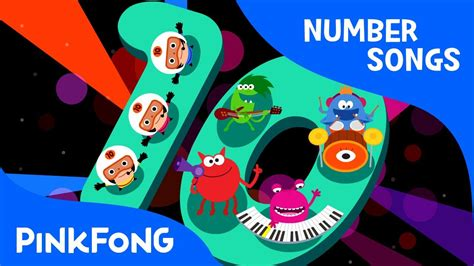 count   number songs pinkfong songs  children