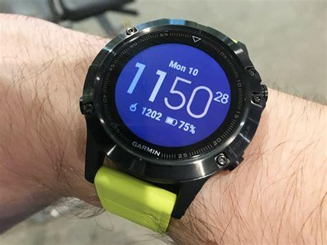 garmin band fenix 5x black review garmin 39 s fenix 5 smartwatch aims at athletes not