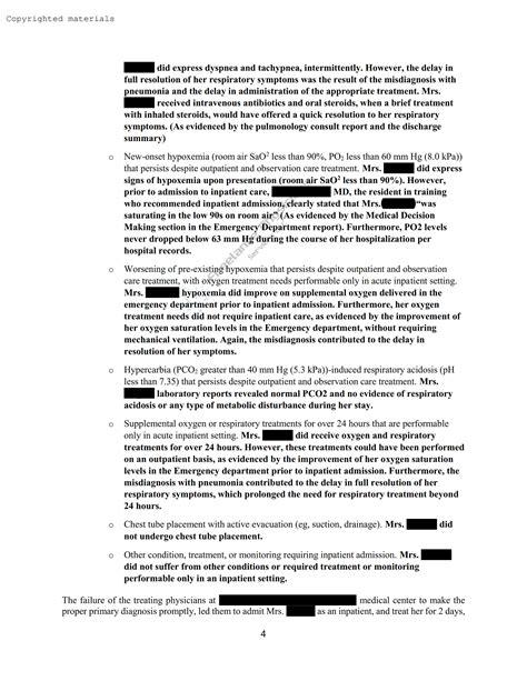 dispute letter sample hospital bill dispute service