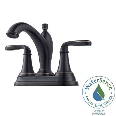 Pfister Pasadena Kitchen Faucet Bronze by Pfister Pasadena Single Handle Bar Faucet In Tuscan Bronze