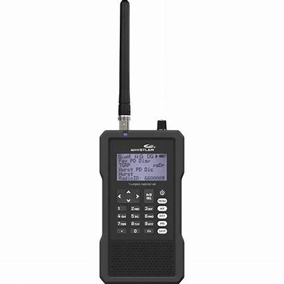 Whistler Scanner Radio Digital Handheld Trx Police