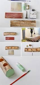 Bilderleiste Selber Machen : 1001 ideen wie sie eine kreative deko selber machen diy deko pinterest deko holz ~ Orissabook.com Haus und Dekorationen