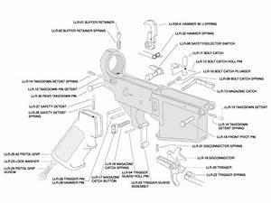 Lower Receiver Parts Kit  U2013 Ar15