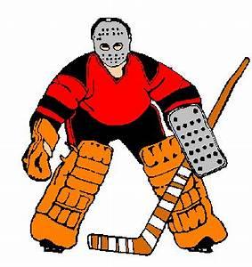 Hockey Goalie Clipart - Clipart Suggest