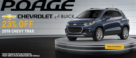 Quincy Chevrolet Buick by Poage Chevrolet Buick In Hannibal Serving Quincy