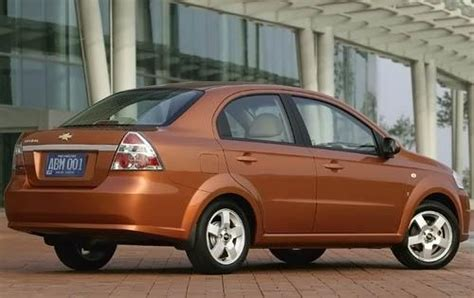 Used 2009 Chevrolet Aveo For Sale