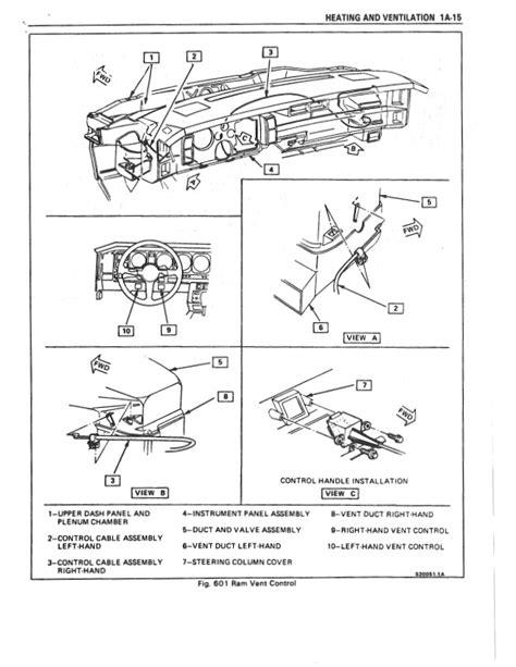 motor repair manual 1987 pontiac gemini instrument cluster 1987 pontiac firebird service repair manual
