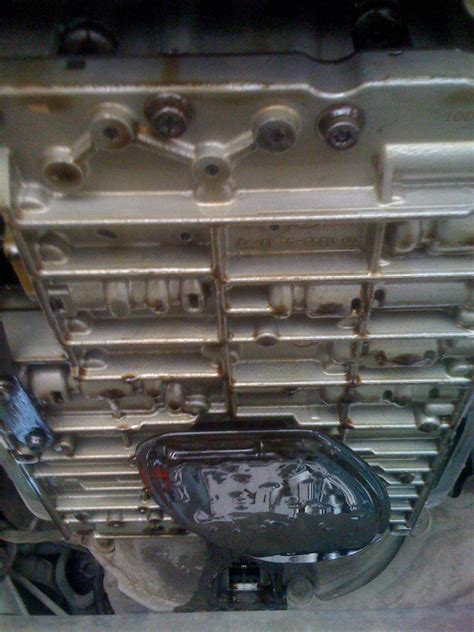 tuto vidange boite automatique  convertisseur sur vito