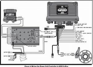 Msd Power Grid Wiring Diagram