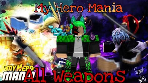 The game offers players and creators the opportunity to create their own hit games, as well as take part in some other. All My Hero Mania Codes : Roblox My Hero Mania - Trying to get All For One in 108 ... / 5,861 ...