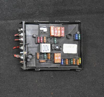 Mk5 Golf Engine Bay Fuse Box by Skoda Octavia Fusebox Fuse Box 1k0937125d Mk2 2006 163 15