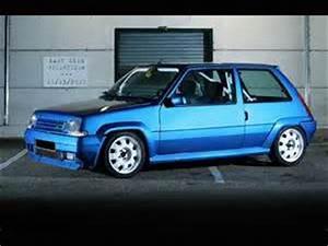 Super 5 Gt Turbo Phase 1 : evolution de la cote renault super 5 gt turbo phase 2 1988 1991 en france ~ Medecine-chirurgie-esthetiques.com Avis de Voitures